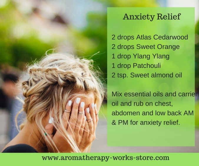 Anxiety Relief Blend